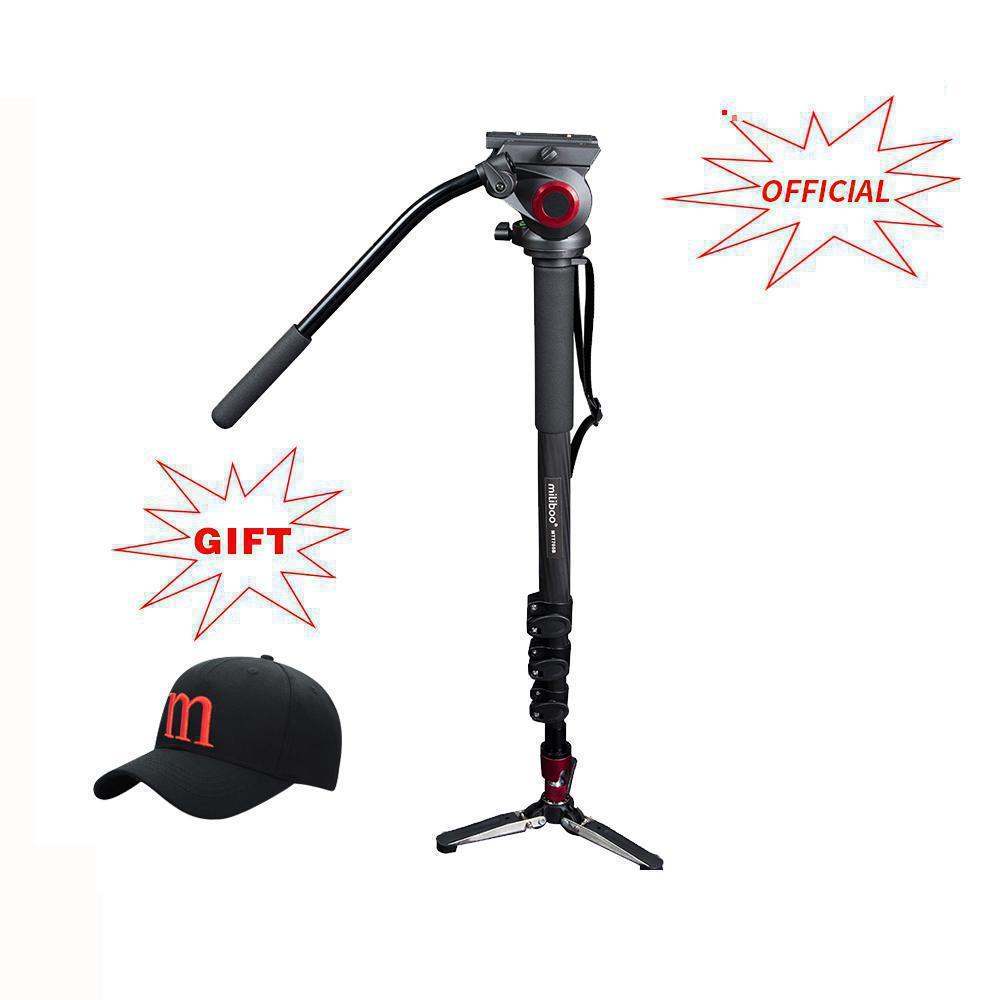 [해외]MTT705B 휴대용 탄소 섬유 삼각대 & amp; amp; ProfessionalCamera 캠코더 / 비디오 / DSLR 스탠드 용 모노 포드, 맨프로토의 절반 가격/MTT705B Portable Carbon Fiber Tripod &