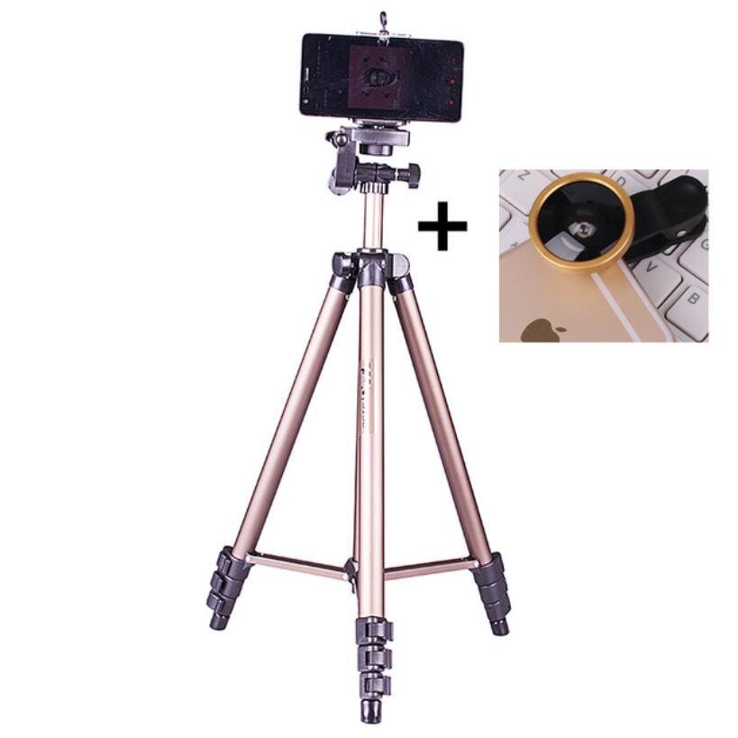 [해외]DIGITALFOTO WT3130A 스마트 폰 삼각대 휴대용 여행 DSLR 카메라 삼각대 렌즈 또는 셔터 제어 장치/DIGITALFOTO WT3130A Smartphone tripod portable travel DSLR camera tripodwide lens