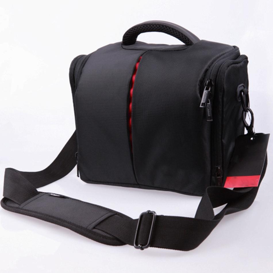 [해외]방수 DSLR 카메라 가방 케이스 캐논 EOS 750D 760D 700D 650D 600D 1300D 1200D 1100D 550D 60D 77D 6D 7D 5D 5D 마크 III II IV/Waterproof DSLR Camera Bag Case for Can