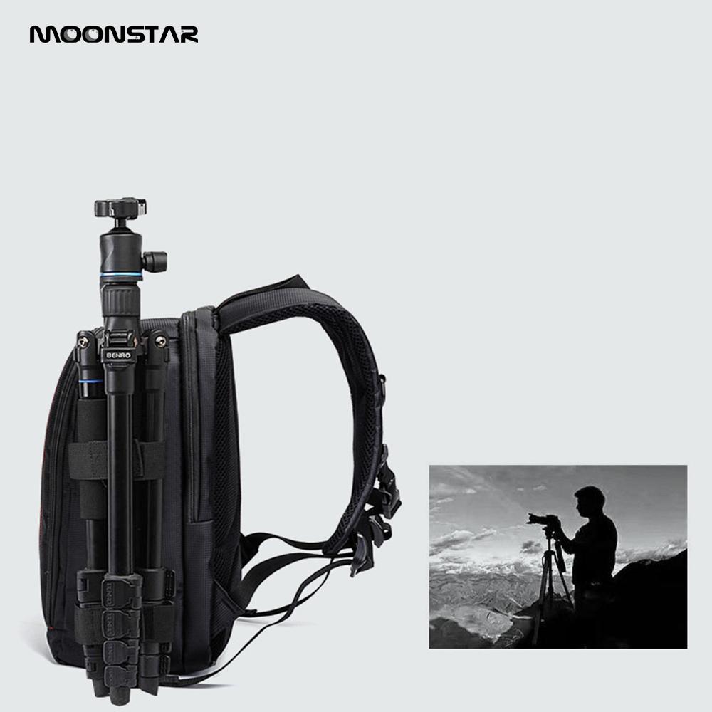 [해외]삼각대 가방 사진 디지털 카메라 어깨 패딩 배낭 가방 케이스 캐논 니콘 DSLR HU-00에 대 한 방수 Shockproof 작은 가방/Tripod Bag Photo Digital Camera Shoulders Padded Backpack Bag Case Wat