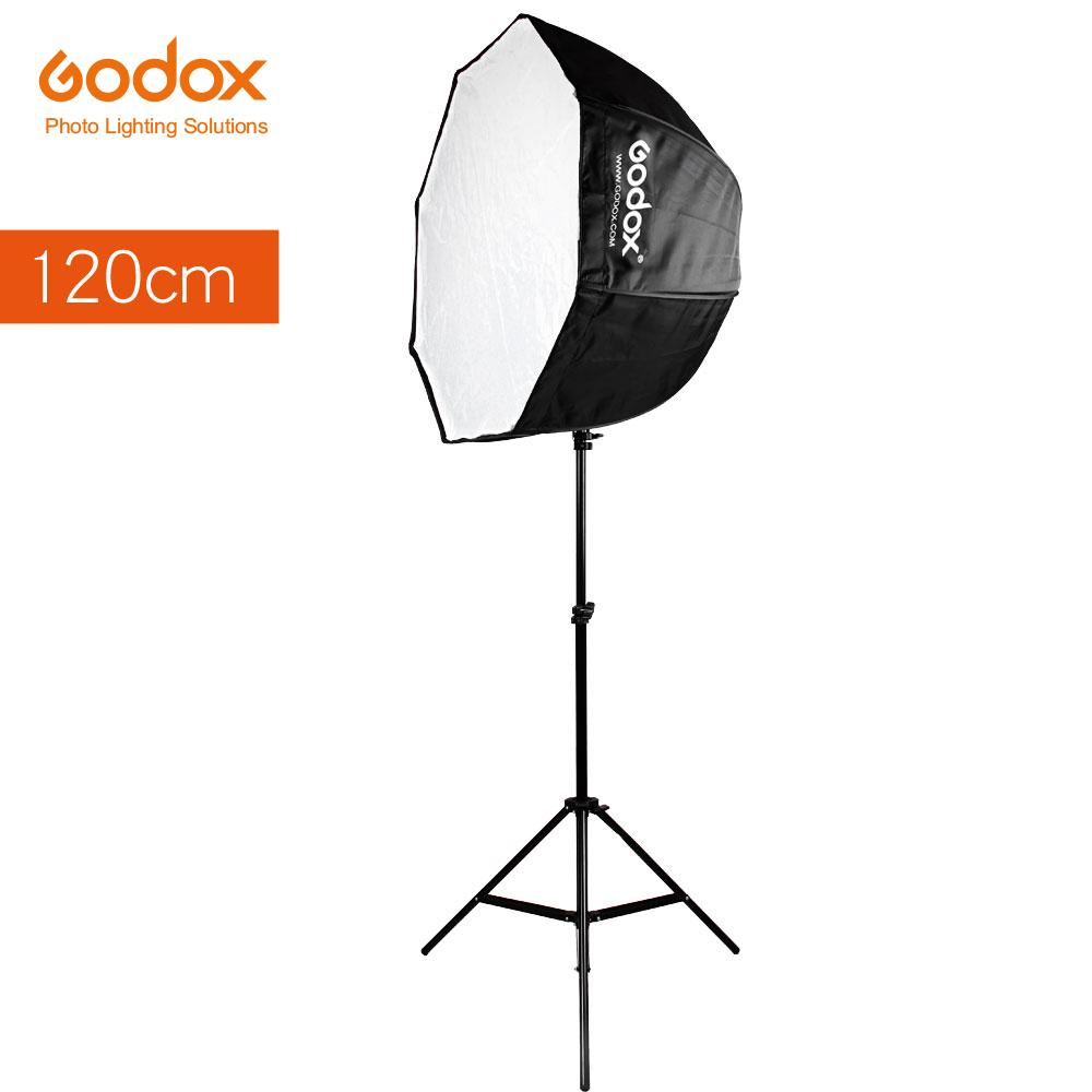 [해외]Godox 120cm 47.2in 스튜디오 옥스포드 스피드 라이트 플래시를휴대용 팔각형의 우산 브리 리 반사경/Godox 120cm 47.2in Portable Octagon Softbox Umbrella Brolly Reflector for Studio Str