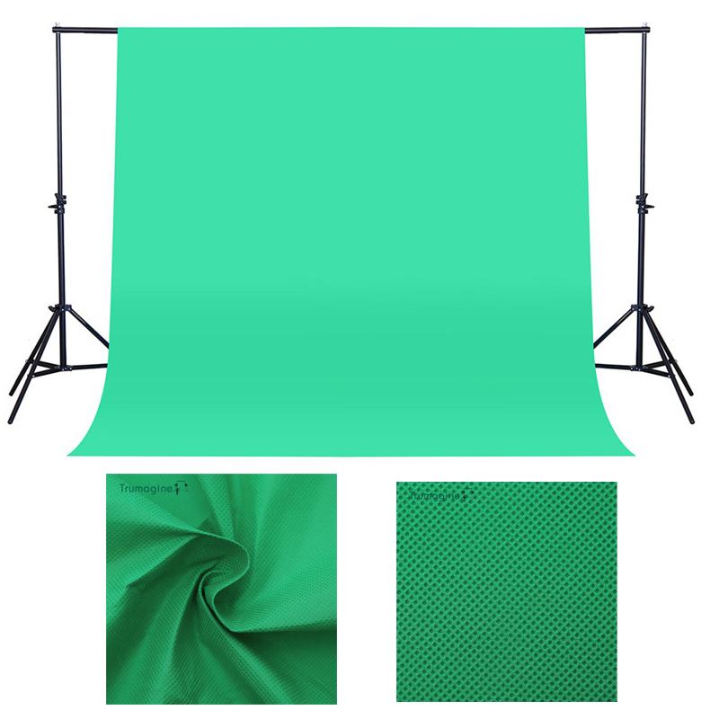 [해외]1.6X2 / 3M 그린 스크린 사진 배경 사진 배경 화면 배경 스튜디오 비디오 부직포 크로마 키 배경막/1.6X2/3M Green Screen Photo Background Photography Backdrops Backgrounds Studio Video N
