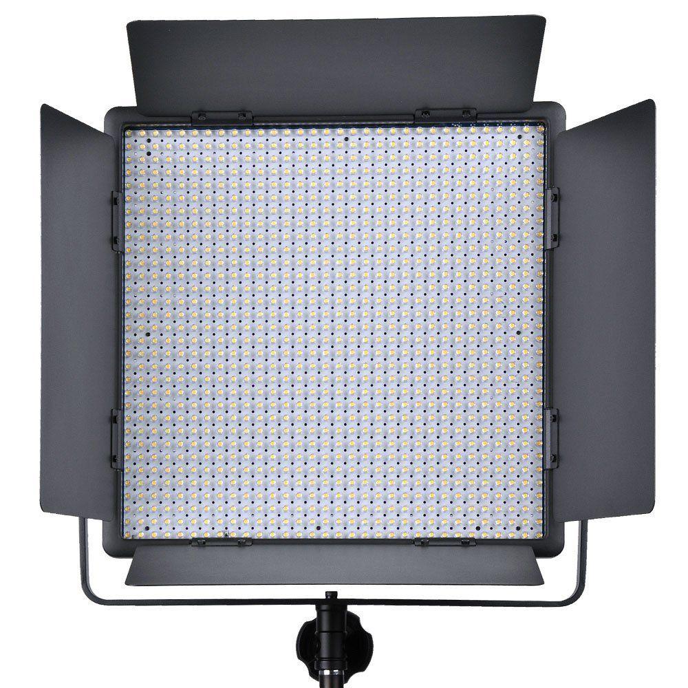 [해외]Godox 1000 LED 3300K 스튜디오 비디오 카메라 캠코더 3300K에 대 한 연속 빛 램프/Godox 1000 LED 3300K Studio Video Continuous Light Lamp For Camera DV Camcorder 3300K