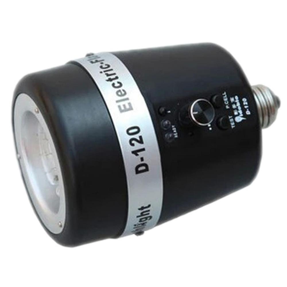 [해외]Yidoble 120WS 32GN 5600K 사진 스튜디오 스트로브 플래시 라이트, E27 마스터 AC 슬레이브 조명 전구/Yidoble 120WS 32GN 5600K Photo Studio Strobe Flash Light, E27 Master AC Slave