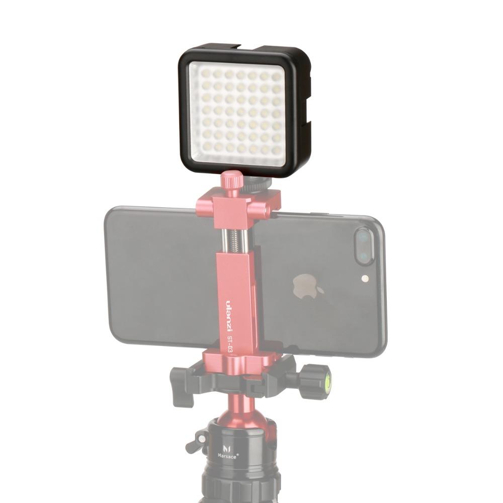 [해외]Ulanzi Ultra Bright 49 LED 비디오 라이트 3 핫슈 디 밍이 가능한 캐논 니콘 스마트 폰 용 고출력 패널 비디오 라이트/Ulanzi Ultra Bright 49 LED Video Light3 Hot Shoe Dimmable Portable H
