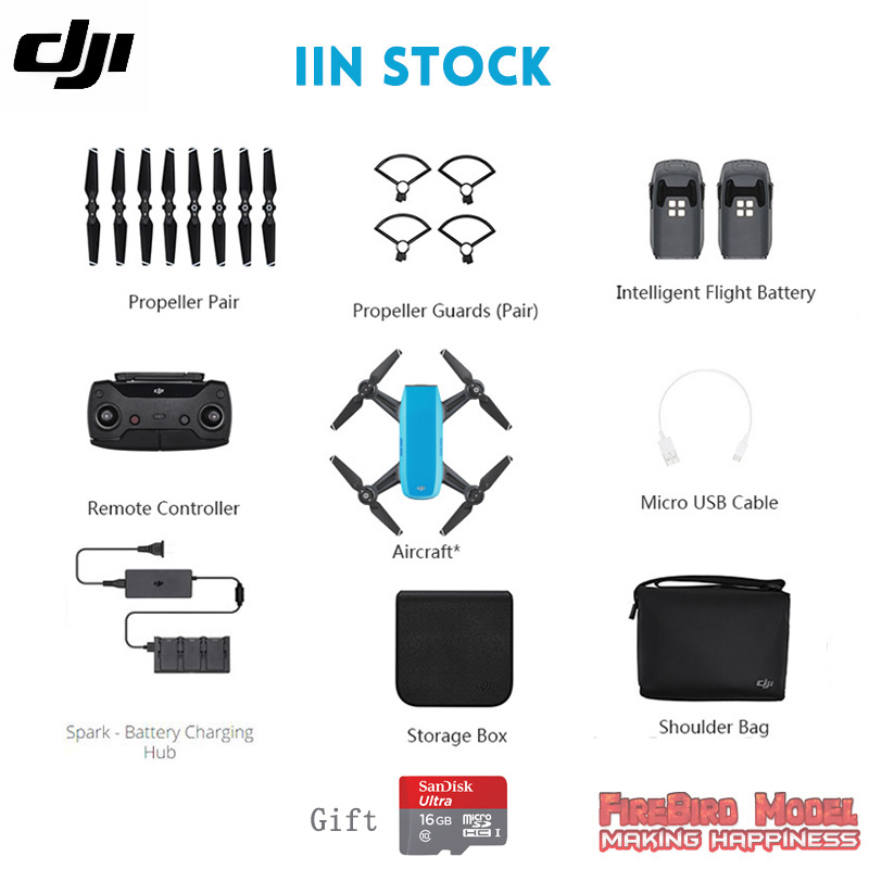 [해외]?IN STOCK DJI Spark Fly 콤보 1080P 미니 FPV 드론 DJI 쿼드 코프터/ IN STOCK    DJI Spark Fly More Combo 1080P  Mini FPV Drone DJI quadcopter