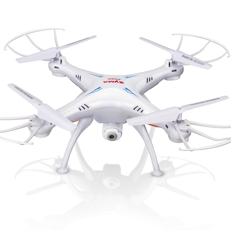 [해외]시마 X5SW DroneWiFi 카메라 실시간 전송 FPV Quadcopter 2.0MP의 HD 카메라 무인 항공기 2.4G 4CH RC 헬리콥터 화이트/Syma X5SW DroneWiFi Camera Real-time Transmit FPV Quadcopter