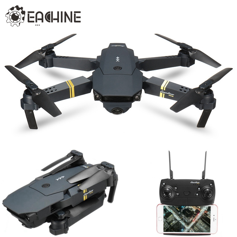 [해외]재고 있음 Eachine E58 WIFI FPV 와이드 앵글 HD 카메라 높은 홀드 모드 접이식 팔 RC 쿼드 코프 RTF VS DJI Mavic Pro VISUO/In Stock Eachine E58 WIFI FPVWide Angle HD Camera High