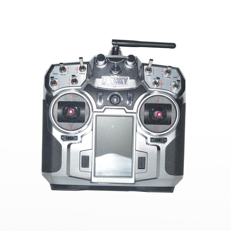 [해외]F16276 / F16277 FlySky FS-i10 T6 2.4g 3.55 및 LED 스크린 디지털 비례 10 채널 송신기 및 수신기 시스템/F16276/F16277 FlySky FS-i10 T6 2.4g 3.55& LED Screen Digital Propo