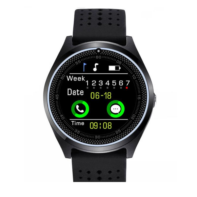 [해외]새로운 Bluetooth Smart Watch Reloes Smartwatch Relogios TF SIM 카메라 용? & amp; IOS 장치/New Bluetooth Smart Watch Relojes Smartwatch Relogios TF SIM