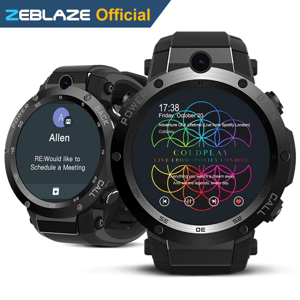 [해외]새로운 Zeblaze 토르 S 3G GPS Smartwatch 1.39inch? ? ???? ?? 5.1 MTK6580 1.3GHz 1GB + 16GB Smart Watch BT 4.0 웨어러블 기기/New Zeblaze Thor S 3G GPS Smartwat