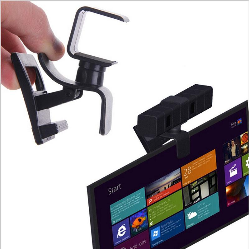 [해외]플레이 스테이션 PS4 아이 카메라 센서 홀더 스탠드에 대한 2016 NEW PS4의 TV 클립 마운트 모니터 클램프 Braket/2016 NEW PS4 TV Clip Mount Monitor Clamp Braket for PlayStation PS4 Eye C