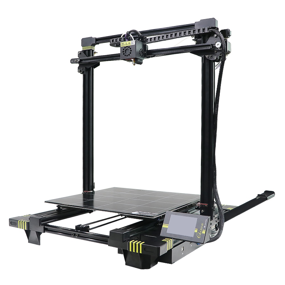 [해외]2018 Anycubic 3D 프린터 Chiron Plus 크기 3D 프린터 키트 출시 DIY FDM TFT Ultrabase 고정밀 Impressora 3D drucker/2018 Anycubic 3D Printer Chiron Plus Size Pringti
