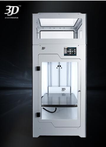 [해외]/2019 Newest JennyPrinter4 Z360 Dual ExtruderTouch Screen and Auto Level 3D Printer DIY KIT For Ultimaker 2 UM2+ Extended