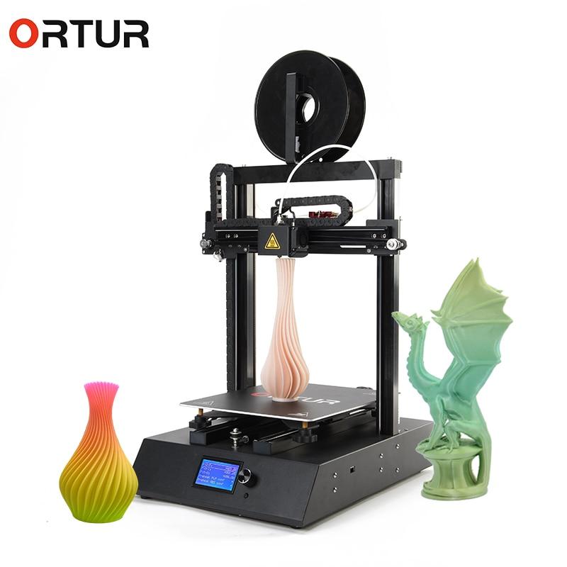 [해외]Printing Machinery Ortur4 Hotbed Autoleveling & Calibration Imprimante 3d Safe 24V Power Supply 3d Drucker Metal 3d Printer/Printing Machinery