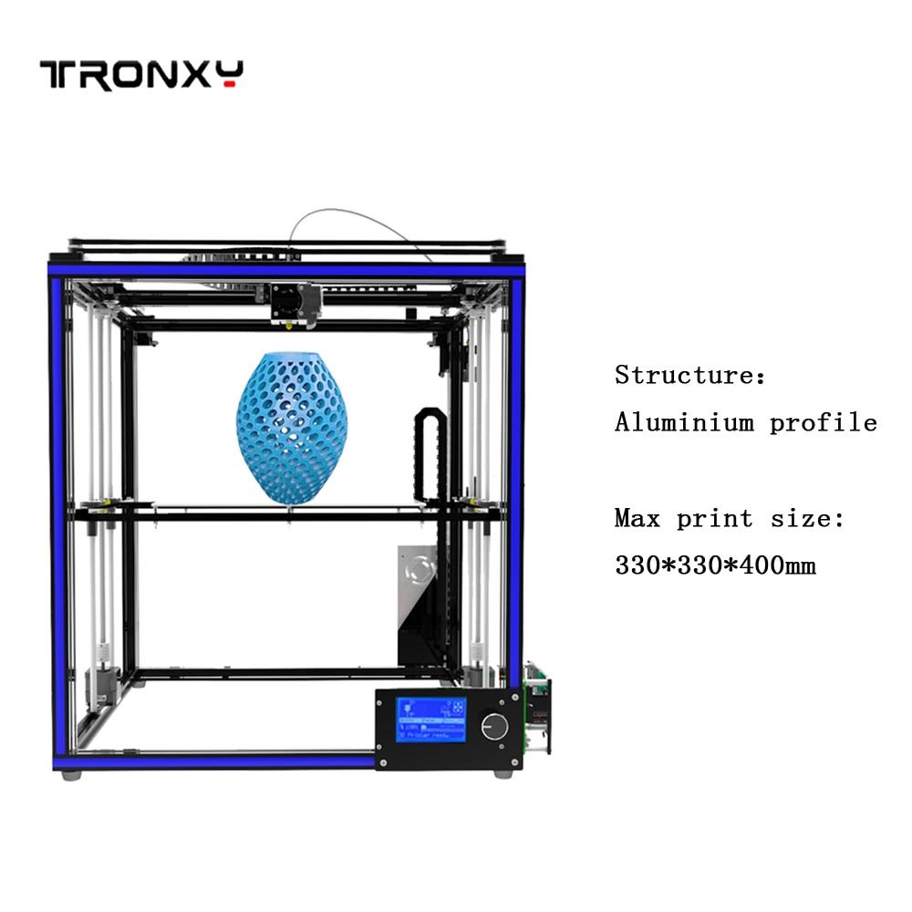 [해외]TRONXY Industrial Chain Design 3D printer X5S printing full printer kit/TRONXY Industrial Chain Design 3D printer X5S printing full printer kit