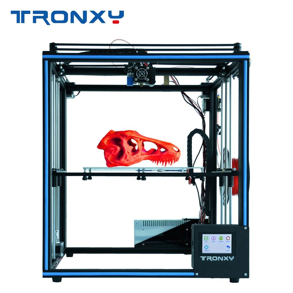 [해외]New Design Tronxy 2018 X5SA design DIY 3d Printer kit Full metalTouch screen and Auto leveling/New Design Tronxy 2018 X5SA design DIY 3d Printer k