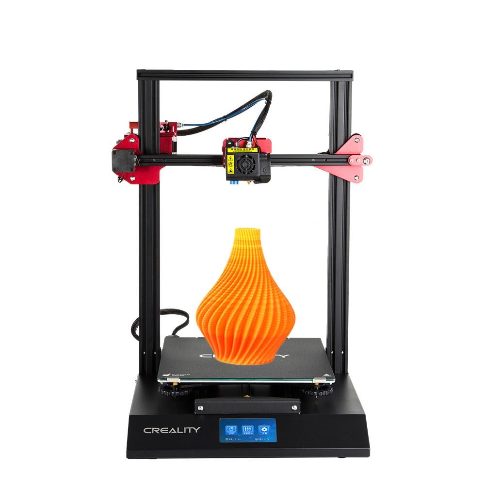 [해외]Creality 3D CR-10S Pro DIY 3D Printer Kit 300*300*400mm Printing Size Colorful for Touch LCD Resume Printing Filament Detection/Creality 3D CR-10S