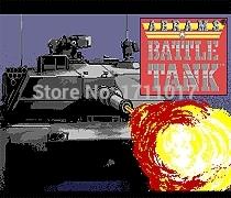 [해외]창세기를 들어 세가 메가 드라이브 용 전투 탱크 16 비트 MD 게임 카드/Battle Tank  16 bit MD Game Card For Sega Mega Drive For Genesis
