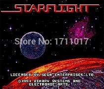 [해외]창세기를 들어 세가 메가 드라이브 용 스타 라이트 16 비트 MD 게임 카드/Star Light  16 bit MD Game Card For Sega Mega Drive For Genesis