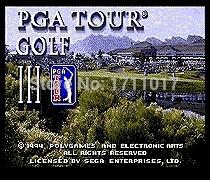 [해외]창세기를 들어 세가 메가 드라이브 용 PGA 투어 골프 III 16 비트 MD 게임 카드/PGA Tour Golf III  16 bit MD Game Card For Sega Mega Drive For Genesis