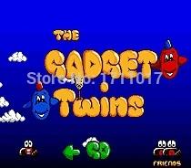 [해외]창세기를 들어 세가 메가 드라이브 용 가젯 꼬기 16 비트 MD 게임 카드/The Gadget Twine  16 bit MD Game Card For Sega Mega Drive For Genesis