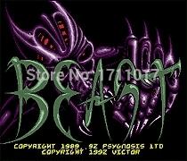 [해외]창세기를 들어 세가 메가 드라이브 용 야수 16 비트 MD 게임 카드/Beast  16 bit MD Game Card For Sega Mega Drive For Genesis