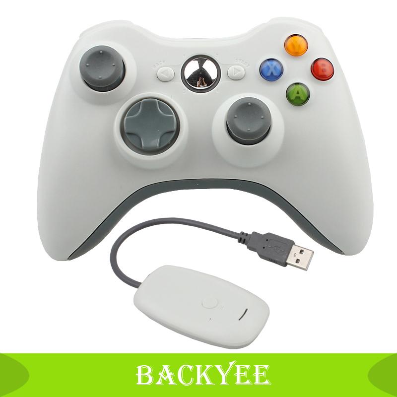 [해외]2015 새로운 Xbox 360 본체 회색은 Microsoft 100 % 무선 게임 패드 게임 원격 컨트롤러 + USB 전원 포트를 보장/2015 New Guaranteed 100% Wireless Gamepad Game Remote Controller + Po