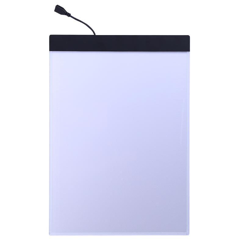 <span style=''>[해외]USB LED A4 용지 LED 복사 패드 데스크 아트 드로잉 스텐실 보드 터치 타..</span>