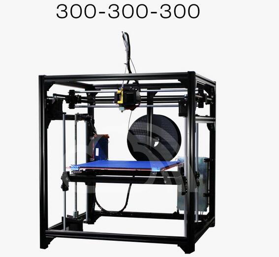 [해외]3D 프린터 홈 고정밀 알루미늄 프로파일 DIY 키트 corexyhot 침대/3D printer home high precision aluminum profile DIY Kit corexyhot bed