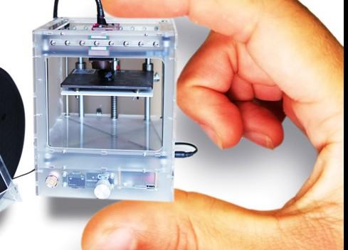 [해외]WiFi LAN 인쇄 유연한 플랫폼의 미니 3D 프린터 V6 버전, 미니 고정밀 내구성/Mini 3D printer V6 version of WiFi LAN printing flexible platform, mini high precision durable