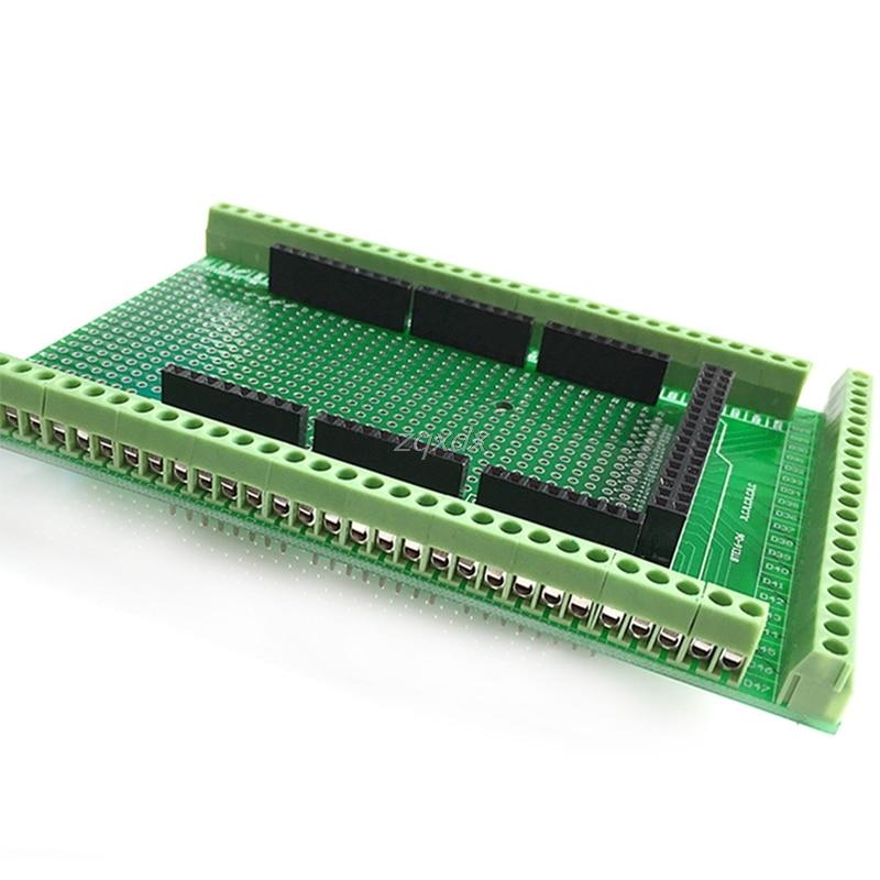 [해외]MEGA-2560 용 프로토 타입 스크류/터미널 블록 실드 보드 키트/MEGA-2560 용 프로토 타입 스크류/터미널 블록 실드 보드 키트