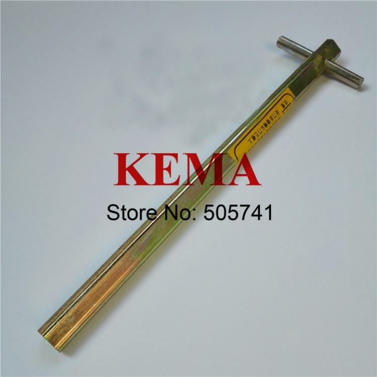 [해외] elevator door key KONE triangle key lengthened triangular key 500mm/ elevator door key KONE triangle key lengthened triangular key 500mm