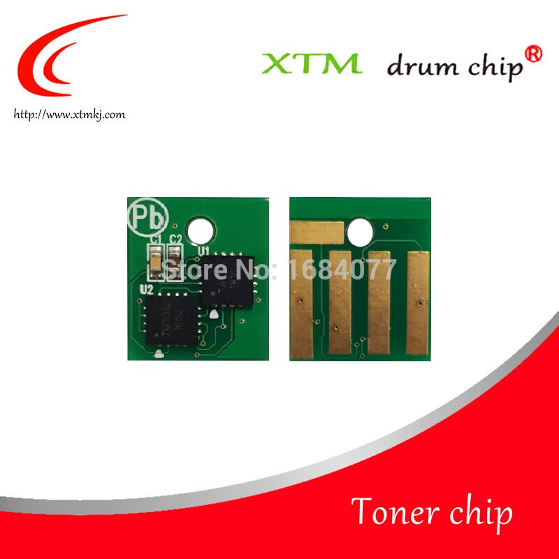 [해외]2X Compatible chip 62D5X00 625X for Lexmark MX711dhe MX811de 45K printer laser reset chip /2X Compatible chip 62D5X00 625X for Lexmark MX711dhe MX