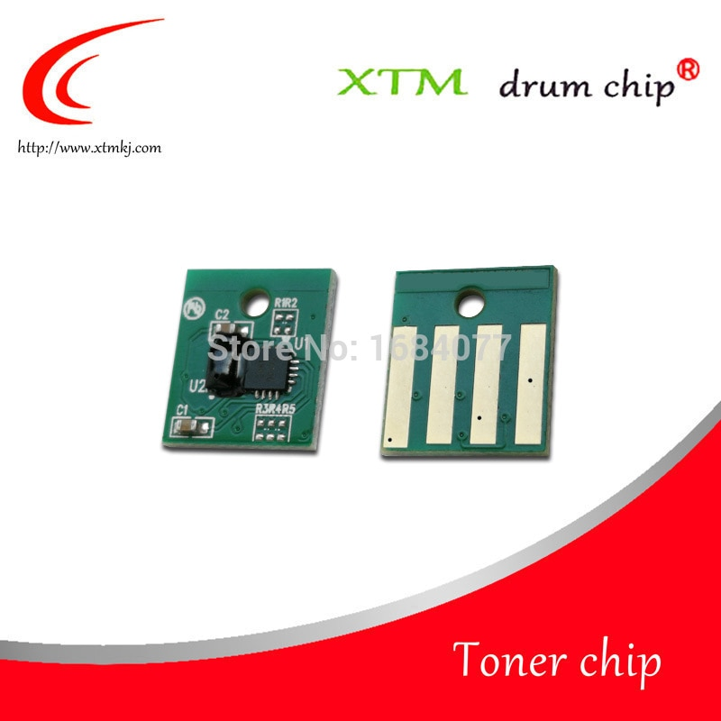 [해외]2X Compatible chip for Lexmark 62D1X00 621X 45K MX711 810 811 812 45K NORTH AMERICA toner cartridge laserjet drum count chip/2X Compatible chip fo