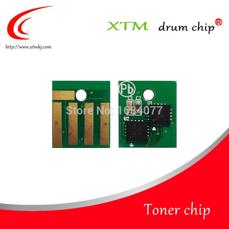[해외]2X Toner chip 52D5000 6K for Lexmark MS810n MS811n 525 printer laser reset chip/2X Toner chip 52D5000 6K for Lexmark MS810n MS811n 525 printer las