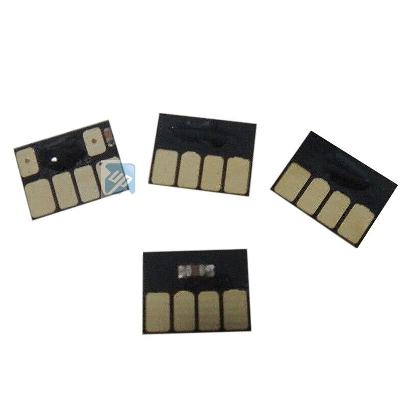 [해외]UP 5ets CISS chip ARC Auto Reset Chips  compatible for HP 10 11 HP1000 2000 cp1700 printer ink cartridge/UP 5ets CISS chip ARC Auto Reset Chips  c