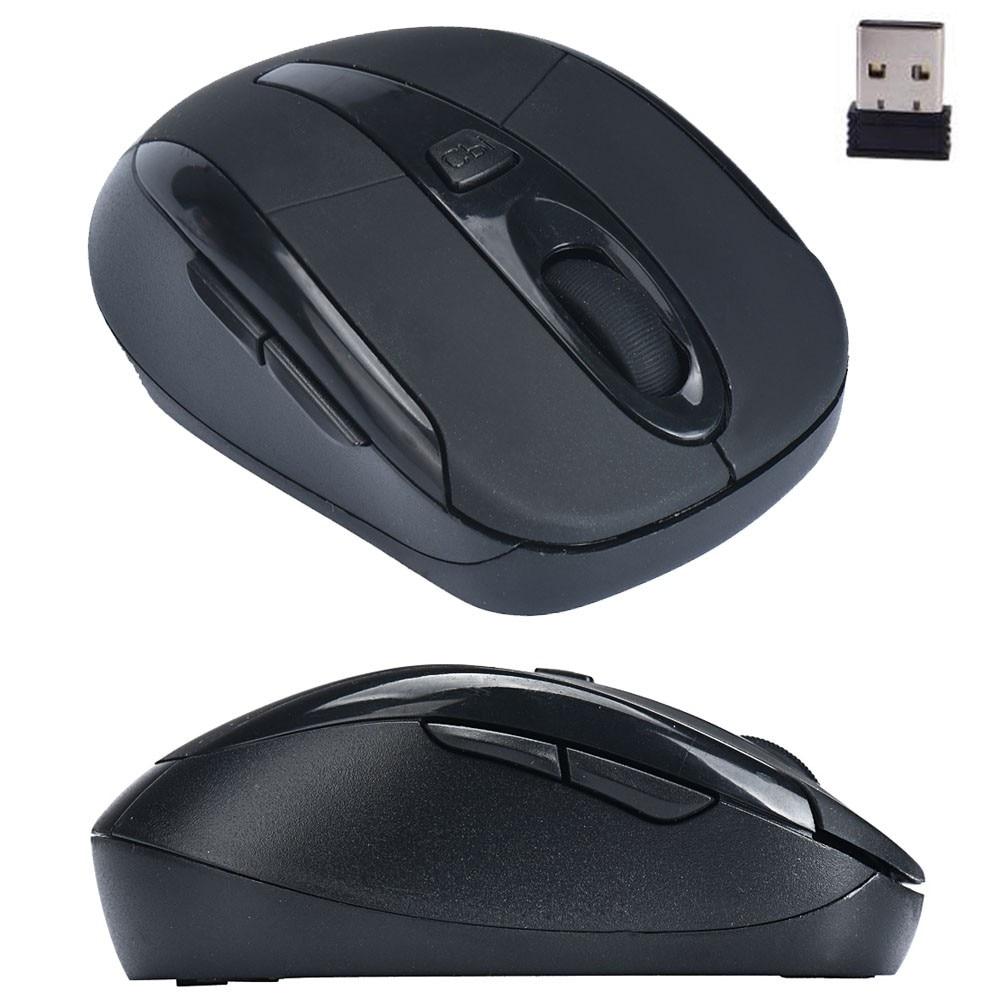 [해외] USB Receiver Pro Gamer mice  Portable 2.4G Wireless Optical Mouse Mice For Computer PC Laptop Gamer For PC Laptop/ USB Receiver Pro Gamer mice  P