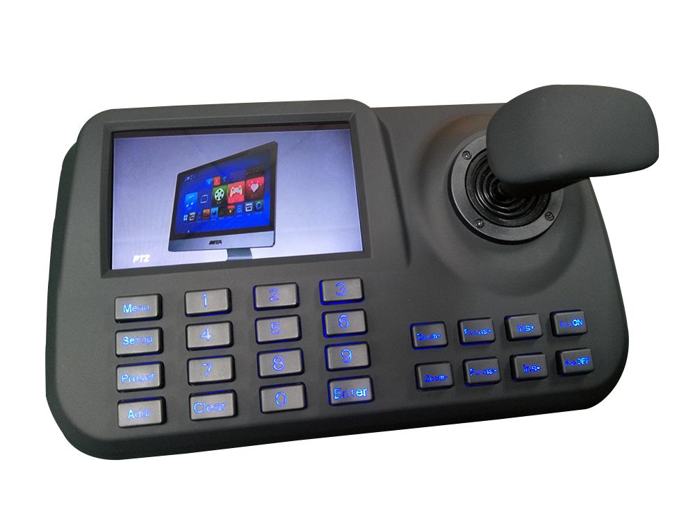 [해외]회의 카메라 ip ptz controlador onvif 조이스틱 모니터 5 인치 lcd 디스플레이/회의 카메라 ip ptz controlador onvif 조이스틱 모니터 5 인치 lcd 디스플레이