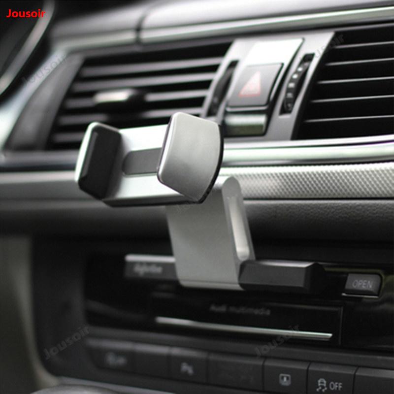 [해외]Mobile car bracket car CD portclasps general purpose vehicle navigation multi-function base CD50 T03/Mobile car bracket car CD portclasps general