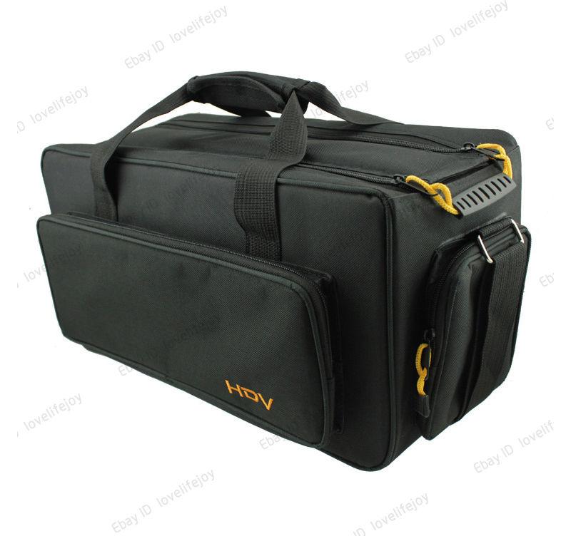 [해외]/Camcorder VCR Video Camera Shoulder Bag Camera Handbag Padded Photo Equipment Quakeproof Tool bags