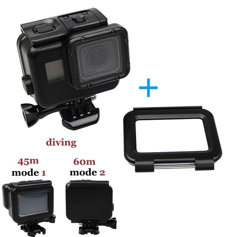 [해외]Go Pro Accessories 60M diving watproof case For Gopro Hero 5 hero5 black camera accessories/Go Pro Accessories 60M diving watproof case For Gopro