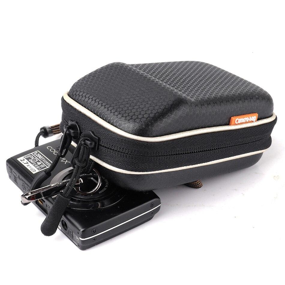 [해외] EVA Camera Bag Case For Panasonic TZ70 ZS50 ZS70 TZ85 TZ57 FX580 FX90 FP8 ZR1GK LF1 LS5 S3 LX2GK XS3 S1 FH5 / EVA Camera Bag Case For Panasonic T
