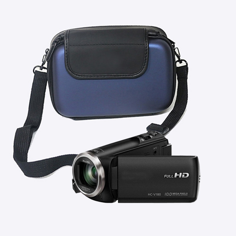 [해외]Camcorder DV bag hard case For canon HF R76 R72 R70 R66 R36 R506 R606 R706 R700 FS46 FS36 M52 M40 camera DV bag pouc/Camcorder DV bag hard case Fo