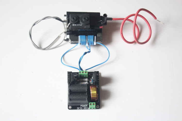 [해외]ZVS Tesla 코일 플라이 백 드라이버 / SGTC / Marx 제너레이터 / Jacob & s ladder ++ 점화 코일/ZVS Tesla coil flyback driver/SGTC/Marx generator/Jacob&s ladder++igni