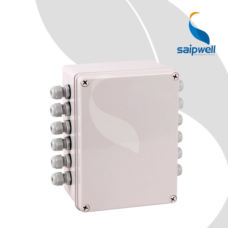 [해외]Saipwell 플라스틱 인클로저, IP66 프로젝트 상자, 플라스틱 방수 상자 플라스틱 EnclosureWater 공동 및 터미널 150 * 200 * 100/Saipwell Plastic Enclosure, IP66 Project box,Plastic Wat