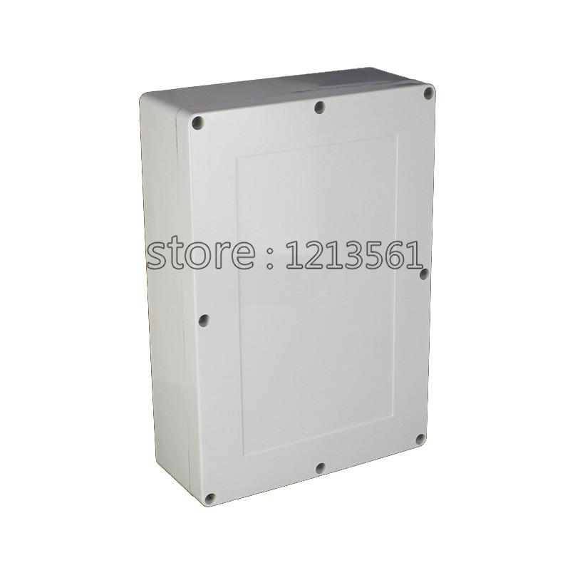 [해외]380 * 260 * 105mm의 1 세트 방수 인클로저 케이스 전자 정션 프로젝트 상자 380 * 260 * 105mm/380*260*105MM  1Set Waterproof Enclosure Case Electronic Junction Project Box