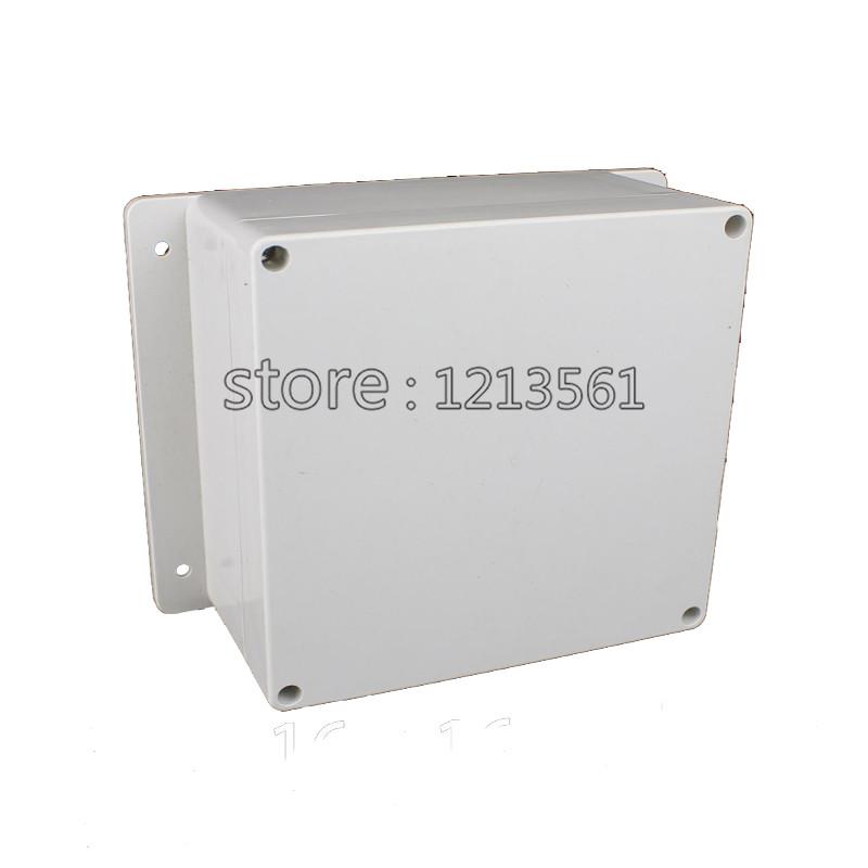 [해외]160 * 160 * 90mm 플라스틱 방수 케이스 밀봉 된 플라스틱 접합 상자 플라스틱 투명 인클로저/160*160*90mm plastic waterproof enclosure Sealed plastic junction box plastic enclosure