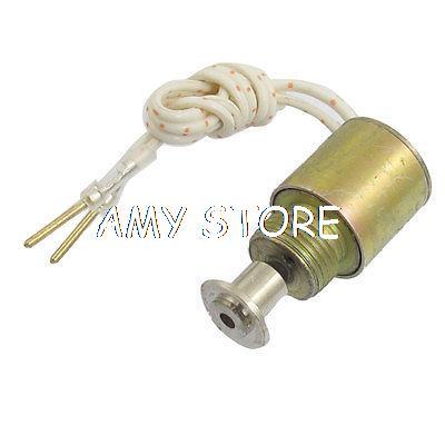 [해외]DC 6V 전기 솔레노이드 전자석 코일을 당겨 10gf 0.37A의 1mm/DC 6V 0.37A 1mm 10gf Pull Electric Solenoid Electromagnet Coil
