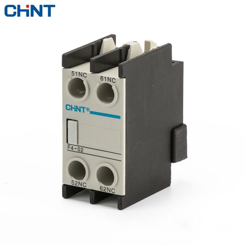[해외]CHINT AC 접촉기 보조 터치 헤드 F4-02 11 20 일치 CJX2 CJX4 LC1 사용/CHINT AC Contactor Auxiliary Touch Head F4-02 11 20 Match CJX2 CJX4 LC1 Use